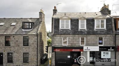 Property to rent in Flat  A, 253 Holburn Street, Aberdeen, AB10