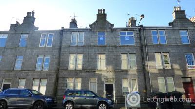 Property to rent in 85 Willowbank Road, Top Floor Left, Aberdeen, AB11