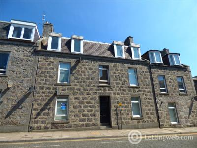 Property to rent in 10A South Mount Street, Aberdeen, AB25
