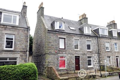 Property to rent in 87 Claremont Street, Flat F, Aberdeen, AB10