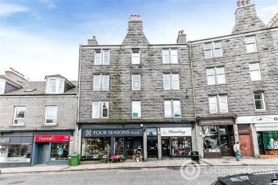 Property to rent in Top Left, 179 Rosemount Place, Aberdeen, AB25