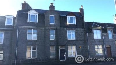 Property to rent in 65c Powis Place, Aberdeen, AB25
