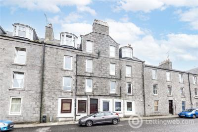 Property to rent in 28 Portland Street, 3FR, Aberdeen, AB11