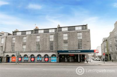 Property to rent in 108F King Street, Aberdeen, AB24
