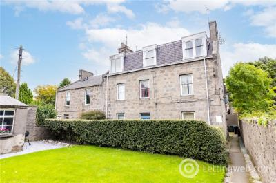 Property to rent in 15A Mount Street, Flat 1, Aberdeen, AB25