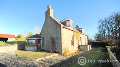 Property to rent in Old Town Farmhouse, Lumphanan, Banchory, AB31