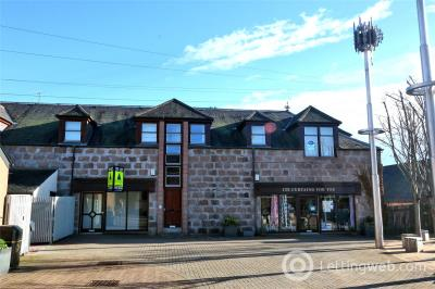Property to rent in 14 Scott Skinner Square, Banchory, AB31