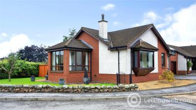Property to rent in 7 Wellburn Park, Torphins, Banchory, AB31