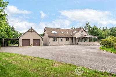 Property to rent in Parkhead, Strachan, Banchory, Kincardineshire, AB31