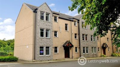 Property to rent in 4b Station Brae, Ellon, AB41