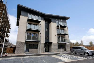 Property to rent in Flat 4, Hospital Close, Hospital Road, Ellon, AB41