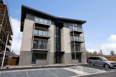 Property to rent in Flat 4, Hospital Close, Hospital Road, Ellon, AB41