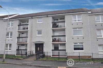 Property to rent in Flat 0/2, 10 Tarfside Gardens, Glasgow, Lanarkshire, G52
