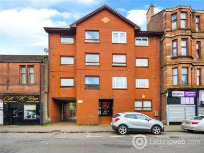 Property to rent in Flat 3/2, 1070 Tollcross Road, Tollcross, Glasgow, G32