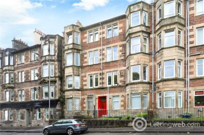 Property to rent in 1/2, 17 Paisley Road, Barrhead, Glasgow, G78
