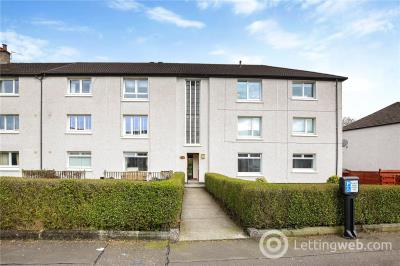 Property to rent in 3E, Inglestone Avenue, Thornliebank, Glasgow, G46