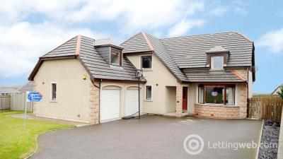 Property to rent in 7 Braeview, Inverurie, AB51