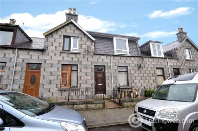 Property to rent in 12A Falconer Place, Inverurie, AB51
