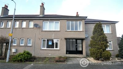Property to rent in 16 Old Station Road, Inverurie, AB51