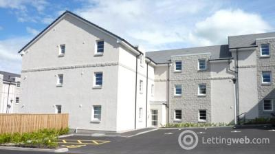 Property to rent in 29 Priory Park, Inverurie, AB51