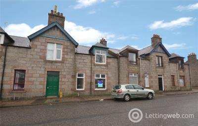 Property to rent in 46b Harlaw Road, Inverurie, AB51