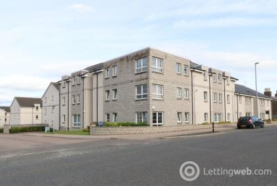 Property to rent in 13 Priory Park, North Street, Inverurie, AB51