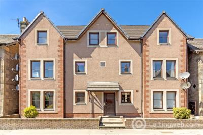 Property to rent in Flat B, Priory Court, Priory Place, Perth, PH2