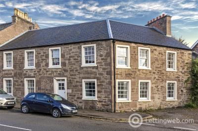 Property to rent in 12A Burrell Street, Crieff, Perthshire, PH7