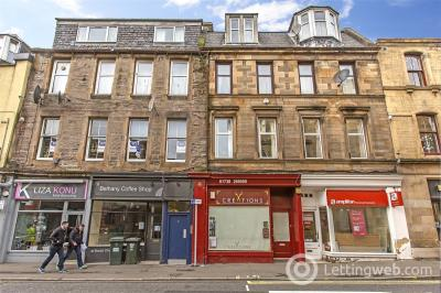 Property to rent in Flat 1, 9 Princes Street, Perth, PH2