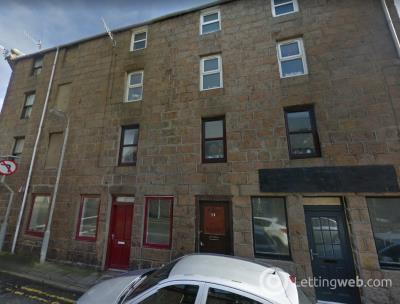 Property to rent in 19B Merchant Street, Peterhead, Aberdeenshire, AB42