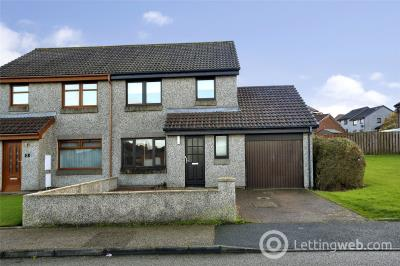 Property to rent in 4 Pusey Place, Peterhead, AB42