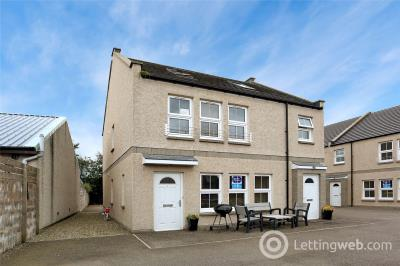 Property to rent in 1 The Stables, The Square, Mintlaw, Peterhead, AB42