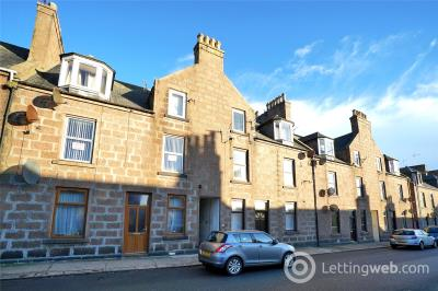 Property to rent in 26a St Mary Street, Peterhead, AB42