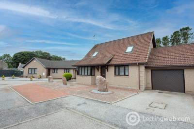 Property to rent in 13 Station Road, Longside, Peterhead, AB42