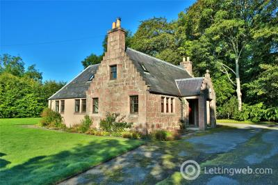 Property to rent in East Lodge, Breda Estate, Alford, AB33