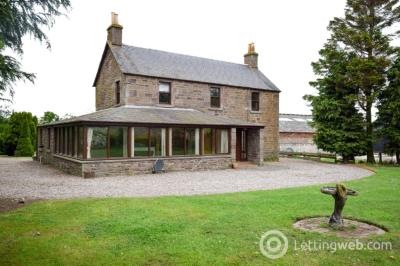 Property to rent in Eassie, Forfar, Angus, DD8 1SN