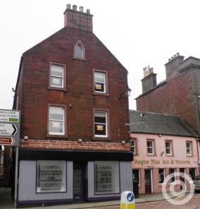 Property to rent in High Street, Kirriemuir, Kirriemuir, Angus, DD8 4EG