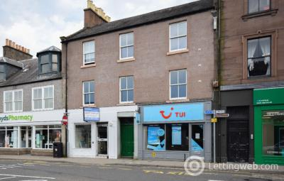 Property to rent in Castle Street, Forfar, Angus, DD8 3AB