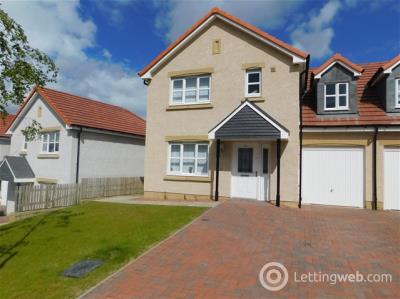 Property to rent in Charles Sneddon Avenue, Bo'ness, Bo'ness