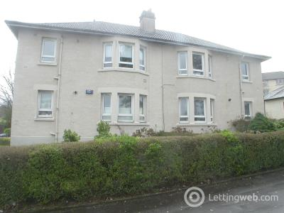 Property to rent in 36a Cardross Road, Dumbarton, G82 4JG
