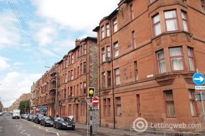 Property to rent in 381 Allison Street, Crosshill, Glasgow, G42