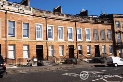Property to rent in Woodside Crescent, Park District, Glasgow, G3