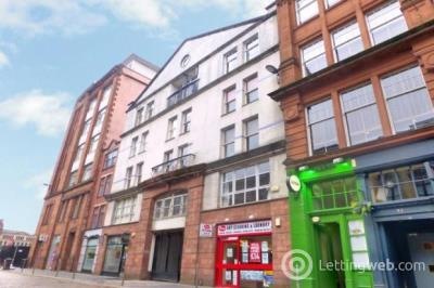 Property to rent in 83 Candleriggs, Merchant City, Glasgow, G1