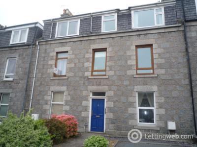 Property to rent in 13 Allan Street, FFFR, Aberdeen, AB10 6HL
