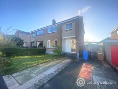 Property to rent in Galabraes Crescent, Bathgate, EH48 4DT