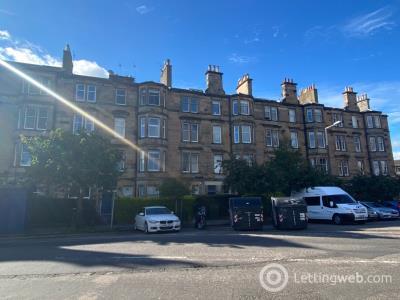 Property to rent in Belhaven Terrace, Edinburgh, EH10 5HZ