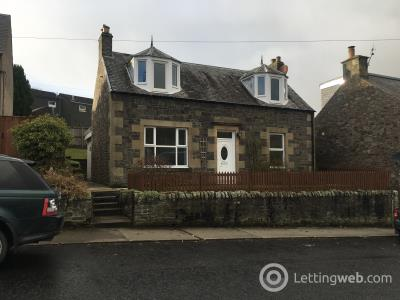 Property to rent in Woodside Place, Galashiels