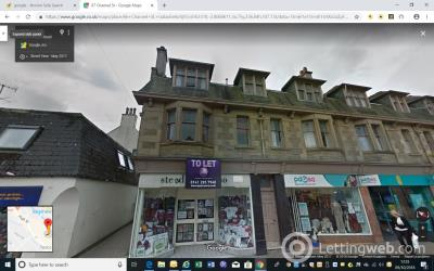 Property to rent in 66a Channel street Galashiels
