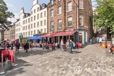 Property to rent in West Bow, Edinburgh