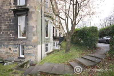 Property to rent in Garden Flat, 20 Huntly Gardens, Glasgow
